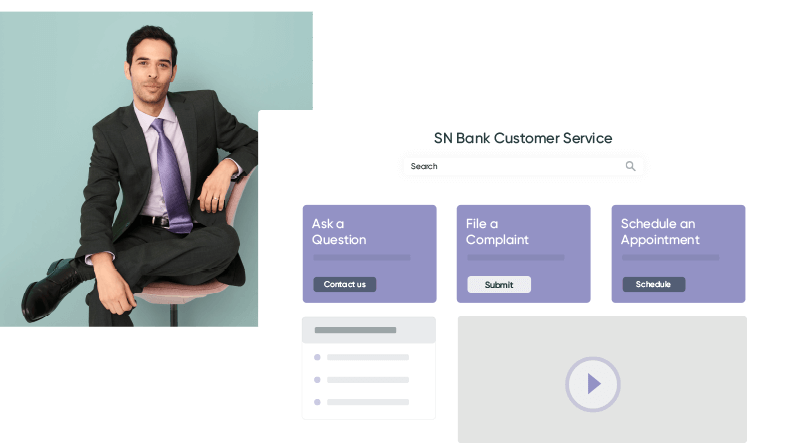 Financial Services Solutions Servicenow