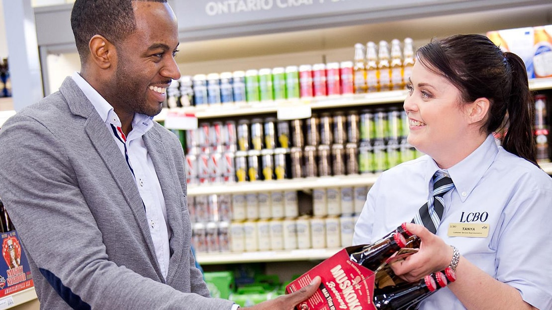 LCBO uses HRSD on the Now Platform