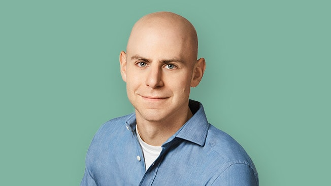 Leaders Lounge with Adam Grant