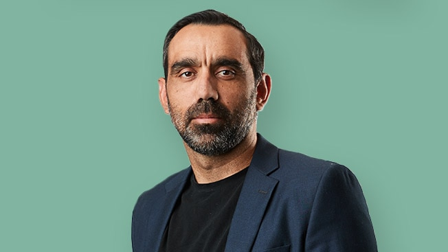 Leaders Lounge with Adam Goodes