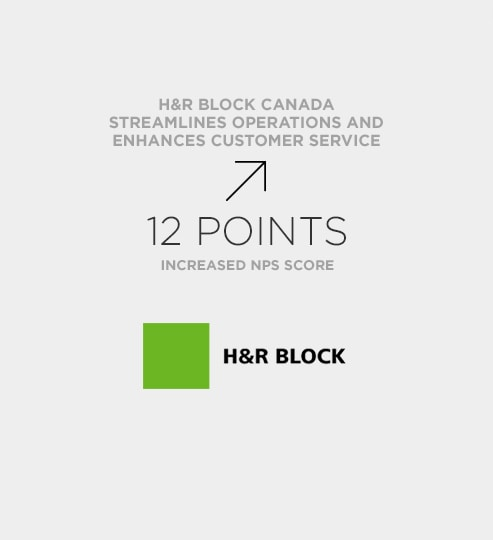 ServiceNow H&R Block Quote