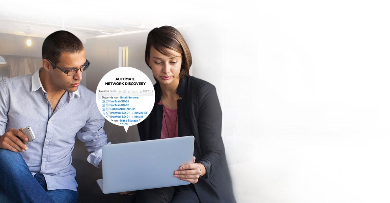 ServiceNow Express Connect Assets Tablet