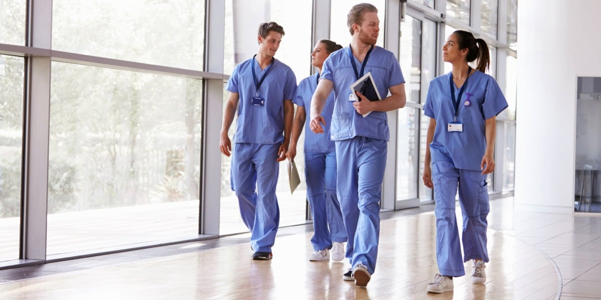 Healthcare business needs to focus on improving employee experiences through an ITSM platform.