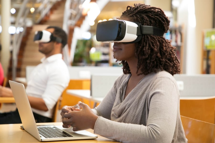 Xerox embraces workforce development with augmented reality.
